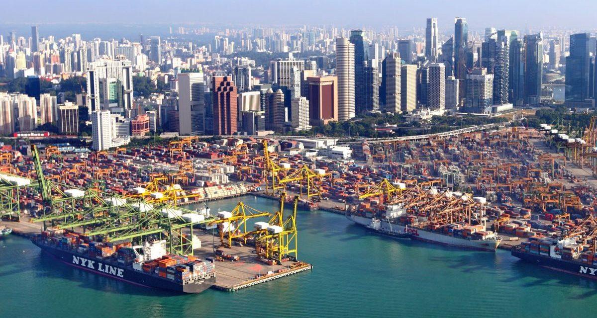 Сингапур Порт