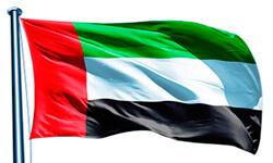 флаг эмиратов - грузоперевозки