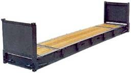 40 'FR flat rack